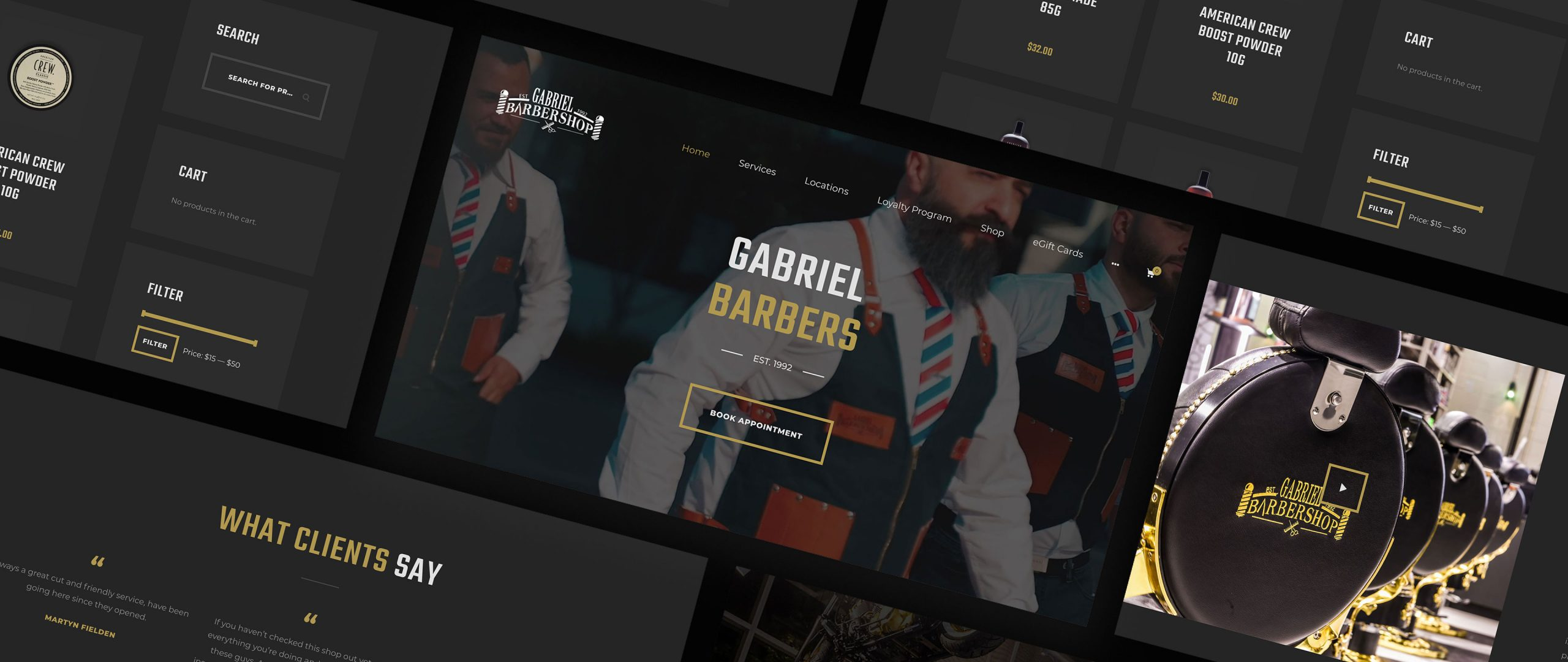 Gabriel Barbershop