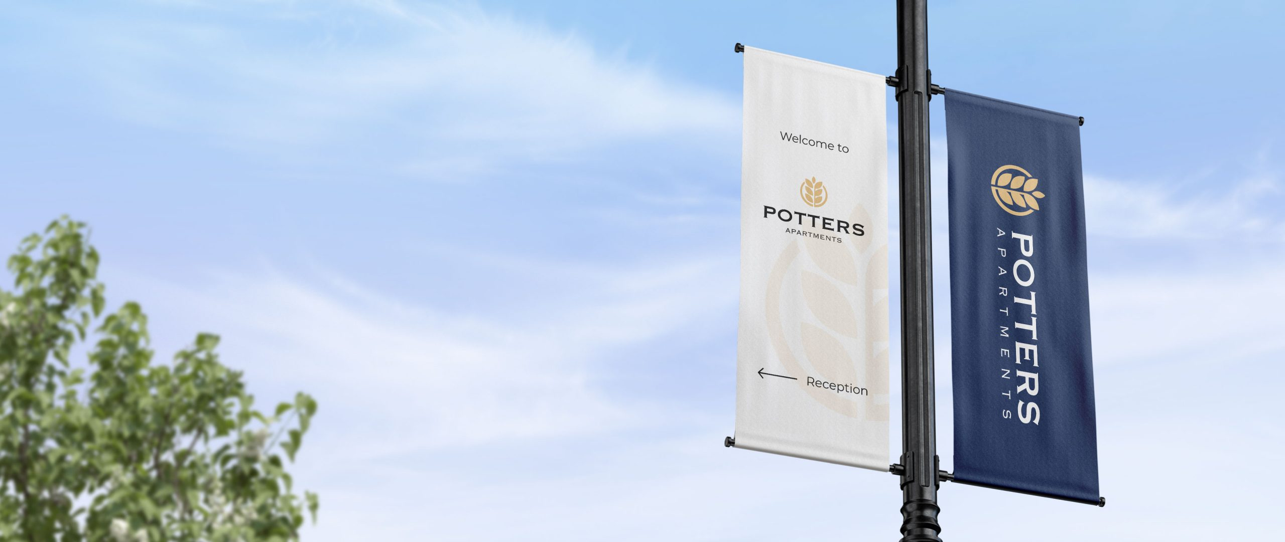 Potters Apartments